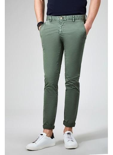 Avva Chino Pantolon Yeşil
